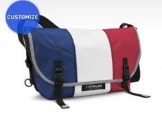 Timbuk2 messenger bag- made in San Francisco