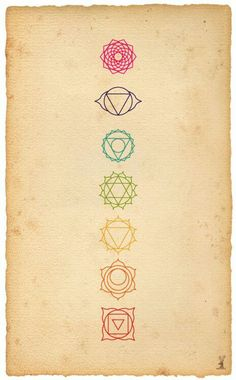 Chakras - I would love the enlightenment chakra on top that is a lotus of a hundred petals (or something like that)