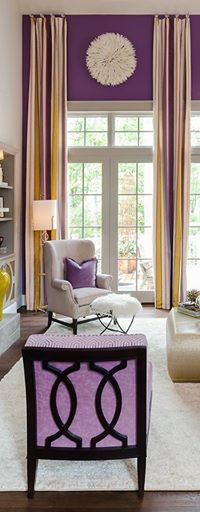 Small slice of the 2014 Richmond Symphony Designer House family room designed by Jennifer Stoner interiors with the help of many craftsmen and artists including Melanie Palma Designs, Seth Woods, Barden's Decorating, Inc., Livewire, Andrew Norris and Richmond Rebuilders! Sure to be a magical space!  Jennifer Stoner has been so supportive of the RSOL for many years, and her Designer House rooms are always a knock out!