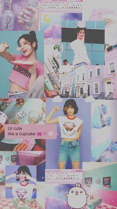 ☁️Dahmo aesthetic lockscree☁️  !!don't repost, it's my edit!!  #Dahmo #dahmo #wallpaper #lockscreen #kpop #twice #momo #dahyun
