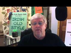 Mike O'Laughlin at the Irish Roots Cafe - Concert Window Highlight