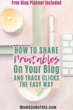 How to Give Away and Easily Track Free Printables Blogging Ideas, Blogging For Beginners, Make Money Blogging, How To Make Money, Blog Topics, Blog Planner, Online Entrepreneur, Free Blog, Giving