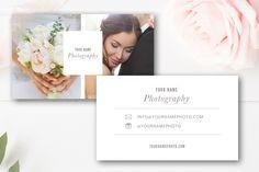 Photographer Business Card Template                              …