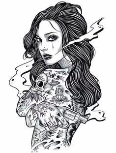 Lip Print Tattoos, Body Art Tattoos, Sleeve Tattoos, Tattoo Design Drawings, Tattoo Sketches, Tattoo Designs, Dark Art Drawings, Pencil Art Drawings, Dark Art Tattoo