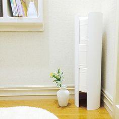 【スタッフの愛用品】我が家の狭いトイレにぴったり!賢いペーパーホルダー。