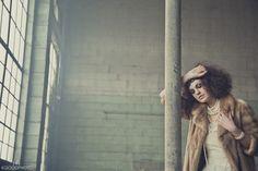 Fashion Photography Fur