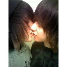 Emo Emo Emo Emo Emo Emo Emo: EMO BOYS KISSING (part 7) - Polyvore
