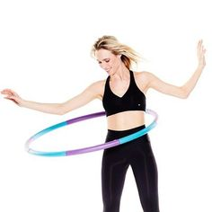 Yoga and Pilates Christmas - The Gift of Sport - Weight hula hoop DOMYOS - Shop-in-Shops