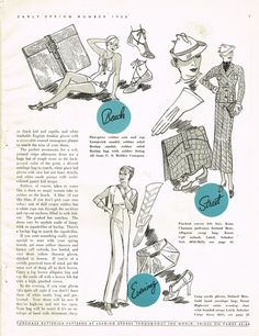 CD E-Book for Your Research or Pleasure Butterick Fashion Magazine Early Spring 1935 A Quarterly Catalog of the Best Butterick Patterns 65 Pages Mostly Color Dress Patterns, Sewing Patterns, 1930s Dress, Book Catalogue, 1930s Fashion, Early Spring, Learn To Sew, Pattern Books, 1940s