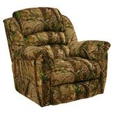 Found it at Wayfair - High Roller Realtree Cotton Chaise Recliner