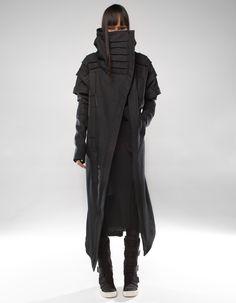 Cyberpunk is the only punk Moda Cyberpunk, Cyberpunk Clothes, Cyberpunk Fashion, Cyberpunk Rpg, Looks Style, Looks Cool, Dystopian Fashion, Post Apocalyptic Fashion, Inspiration Mode
