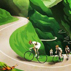 """nolifelikethislife:  """"#RoadsLikeThese by peter_sved http://ift.tt/1Nq0wST  """""""