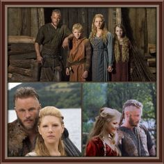 Ragnar and his family
