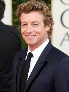 Simon Baker The Sexiest Man Alive I Think I Started A