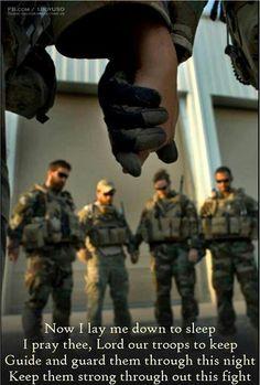 Our Heros Pray