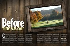 Golf Georgia Editorial Design by dmgatlanta, via Flickr