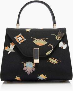 Valextra Mini Iside Kimono Bag #purses and #handbags leather