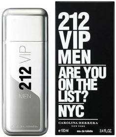 """Carolina Herrera """"212 VIP Men"""", 80 ml.муж"""
