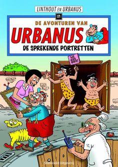 Urbanus 171 - De sprekende portretten