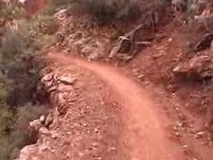 2 Grand Canyon North Kaibab Trail down, Part 2 of 6 / Mile 2.0 to 4.2 NK2 - YouTube