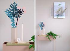 De Rotterdamse French Toast Studio heeft als ultieme droom om onze huizen te vullen met blijdschap, vrolijke en felgekleurde prints en illustraties. En dat is precies waarom blogduo PRCHTG fan is van de Lazy Plants.