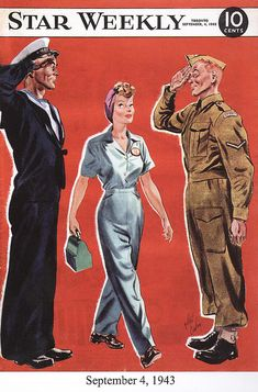 The Star Weekly At War : Blog: Wartime Wednesdays | Elinor Florence