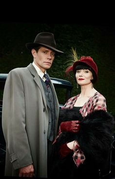 Miss Fisher and Jack Season 3 Episode 3 - Murder and Mozzarella