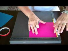 Have you ever needed a box for a gift but just couldnt find one?  Why not make it yourself!  Presentation is everything, isnt it?  This video will teach you how to create any size box for any sized gift using the Stampin Up Simply Scored tool.  You make perfect boxes everytime!  Check out www.simplysimplestamping.com for more box making video...