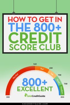 How to Get in the 800 Credit Score Club - Pay off credit card - How long to Pay off credit card? - There is pretty much nothing in life that you cant get with an 800 credit score. Learn what it takes to get into the exclusive 800 Credit Score Club. Fix Your Credit, Improve Your Credit Score, Good Credit Score, Paying Off Credit Cards, Credit Bureaus, Budgeting Finances, Budgeting Tips, Financial Tips, Financial Planning