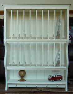 Plate rack The Windsor design & Antique French Provincial Plate Rack Elm   Plate racks French ...