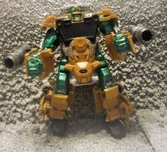 CUSTOM TRANSFORMERS PRIME GENERATIONS AUTOBOT MAXIMAL BEAST WARS RHINOX #hasbro