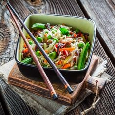 Shirataki: Die kalorienärmsten Nudeln der Welt