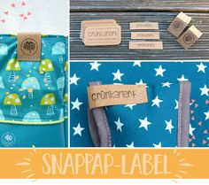 SnapPap Label selbermachen - Lybstes.