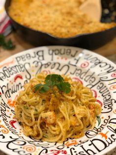 Crawfish Pasta, Cajun Cooking, Cajun Recipes, Spaghetti, Ethnic Recipes, Food, Essen, Meals, Yemek
