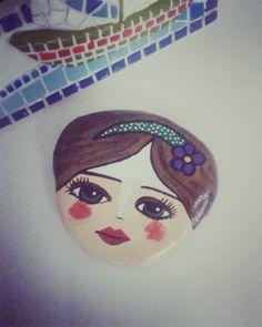 #mandala #taş #art #sanat #taşboyama #hediyelik #sipariş