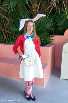 Superior Cute Ideas For No Sew Alice In Wonderland Costumes, A Cute Last Minute  Group Costume