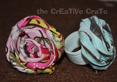 DIY super cute! Napkin rings, hair ties, anything you need to hold, curtain tie backs...