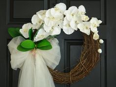 Hey, I found this really awesome Etsy listing at https://www.etsy.com/ru/listing/217513273/spring-summer-wreaths-wedding-door