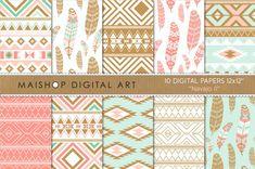 デザイン制作をしているときに、無料のテクスチャやパターン素材を探していたら、たっぷりと時間が過ぎてしまっていた、そんな経験はないでしょうか。世界中のトップデザイナーが参加した The Mommoth Textures, Patterns & Background Bundles を利用すれば、そんな心配はもう必要ありません。