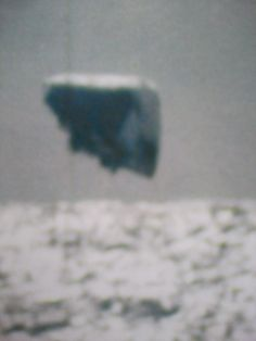 Official NAVY images of UFO encounter in the Arctic