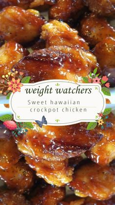 hawaiian food recipes Sweet hawaiian crockpot chicken - Weight watchers recipes Here are the best Low Carb dinner recipes or Brunch recipes. These are very healthy low carb, Ketogenic diet food recipes perfect for Keto diet beginners. Crock Pot Recipes, Slow Cooker Recipes, Healthy Crockpot Chicken Recipes, Sticky Chicken Crockpot, Superbowl Crockpot Recipes, Health Chicken Recipes, 3 Ingredient Chicken Recipes, Low Calorie Chicken Recipes, Chicken Freezer Meals