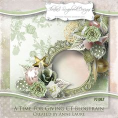 """Christmas is the most wonderful time of the year and """"A Time For Giving"""".   We, as the creative team of Ilonka's Scrapbook Designs, are proud to present you """"A Time For Giving CT Blogtrain"""" with lots of wonderful gifts.  To collect all the wonderful gifts, all you have to do is follow the blogs and download our gifts.  http://bessdigiscrap.canalblog.com/archives/2013/12/22/28720621.html"""