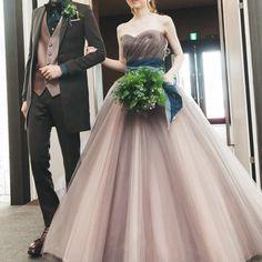 みんなと差をつけちゃおう!おしゃれな新郎新婦カップルコーディネート14選♡ | 結婚式準備はBLESS(ブレス)