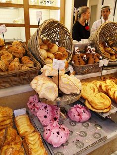 The French corner at Harrods: http://boiledwords.blogspot.de/2013/08/foodie-tour-in-london-veggie-part.html