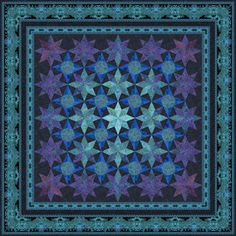 Quilt patterns, tips, fabric, instruction and information for the quilting community Star Quilt Blocks, Star Quilt Patterns, Paper Piecing Patterns, Star Quilts, Longarm Quilting, Machine Quilting, Quilting Projects, Quilting Designs, Quilting Ideas