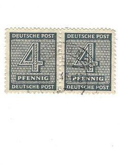 Briefmarken SBZ Mi 127 Y w gestempelt    eBay