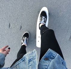 Pins of a frustrated skater girl