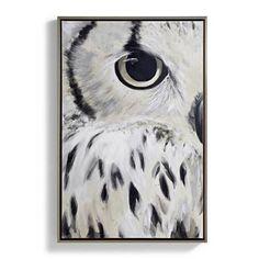 Olsen Owl Wall Art I | Grandin Road