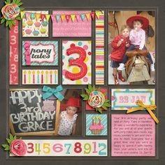 Birthday Girl by Zoe Pearn  Slip Ins 2 by Traci Reed