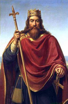 clovis | Clovis, Roi des Francs (vers 466 — 511, Paris)